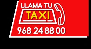 Llama a tu Taxi 968 24 88 00