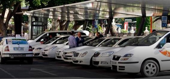 Nueva convocatoria para el carnet de taxista