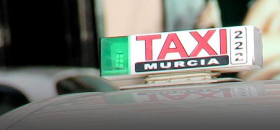 Murcia incluirá la localización de las paradas de taxi en su web