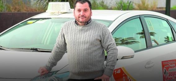 Últimos días para inscribirse en el examen para la obtención del permiso de taxista