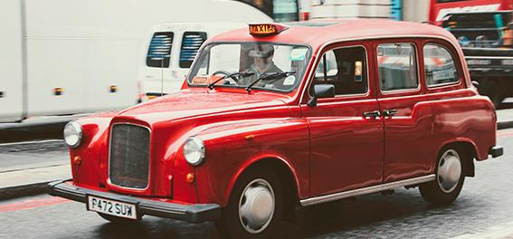 Curiosidades de taxis en Europa