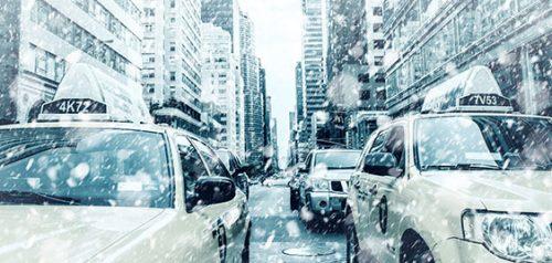 El taxi, el medio de transporte preferido de esta Navidad