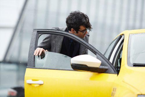 Protección e higiene en el taxi para evitar contagios por Coronavirus