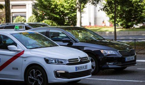Cinco claves para entender el conflicto de taxis y VTC