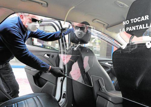 El taxi, el servicio de transporte más seguro en la actualidad