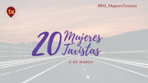 20 Mujeres Taxistas